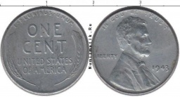 ONE CENT 1943