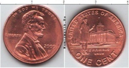 ONE CENT 2009