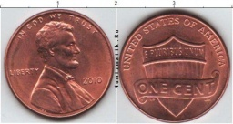 ONE CENT 2010