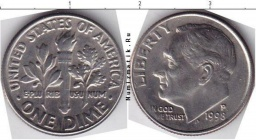 ONE DIME 1990