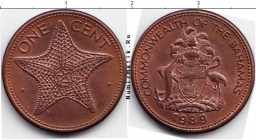 ONE CENT 1990